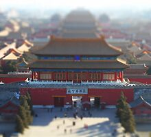 Little Forbidden City by Jenny Hall
