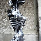 Giger's Girl by RightSideDown