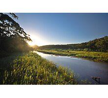 Thurra River - Croajingolong National Park Photographic Print