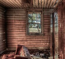 Abandoned Room by Scott Sheehan