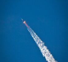 Delta IV Heavy Launch by Autumn Long