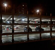 Parking Garage by Lee LaFontaine