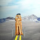 The Scream World Tour Skiing  by Eric Kempson