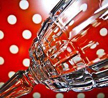 Polka Dot Glass by jackcousin