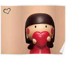 momiji doll - lillian Poster