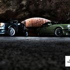e30 and e34  by ManfootIN