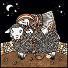 Shonagh's Sheep by Anita Inverarity