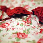 red bra by weglet