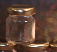 Rainbow in a Jar by pange