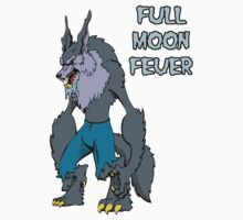Full Moon Fever by monsterfink