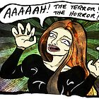 The Terror!  The Horror! by AlexKujawa