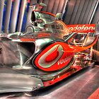 One Careful Owner ! - Lewis Hamilton - HDR by Colin  Williams Photography