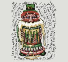 St Patrick's Day Beer by Tom Godfrey