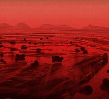 Red Dawn by Tom Godfrey