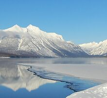 Lake McDonald-Glacier National Park by Breanna Stewart