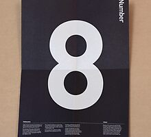 Number 8 by Steve Leadbeater