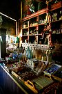 Inside the General Store at Sovereign Hill by Christine Smith