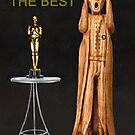 The Scream World Tour Oscars You Are The Best by Eric Kempson