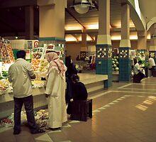 Vegetable market, Fahaheel, Kuwait by NicoleBPhotos