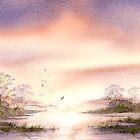 Secluded Marsh by Neil Jones