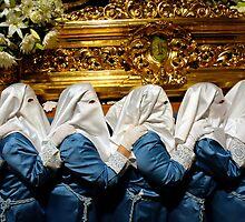 Semana Santa en Padul by Paul  Kelly