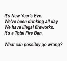 fireworks by finirat