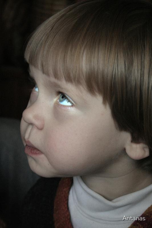 Jokubas in February, 2011 by Antanas