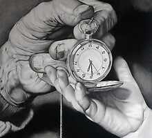 passing time  by eroticrealism