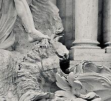 Il Mito di Roma - Fontana di Trevi (12 / 15) by Giulio Menna