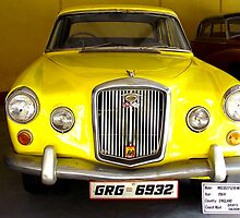 1964, Wolseley, England - Sports Saloon by stilledmoment