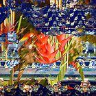 Horse Flora Shrine by Wyldspace