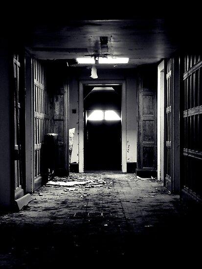 Eyes ~ Pool Park Asylum by Josephine Pugh