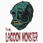 Mani-Yack Lagoon Monster Shirt by monsterfink