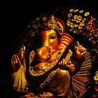 Lord Ganesha - Lord of beginnings by abhibhat