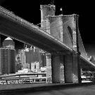 Brooklyn Bridge by Tom Piorkowski