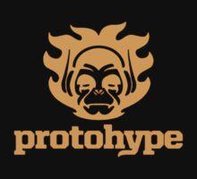 Protohype Logo - Orange by David Avatara
