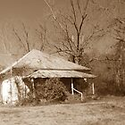 Old Homestead on Green Vallley Road by Charldia