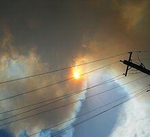 Bushfire Season by RightSideDown