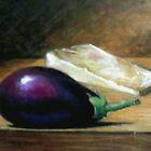 """Eggplant Parmesan"" by Andy Liberto"