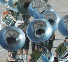 Ten Tubas by dbclemons