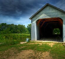 covered bridge by rmc314