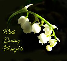 with loving thoughts for joycee by vigor