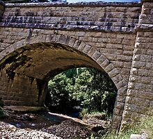 Old Stone Bridge by Jane Keats