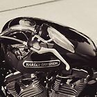 New Bike with a Retro View by FFRPhoto