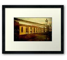 All Aboard ©  Framed Print