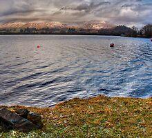 Benn Cruachan - The Hollow Mountain by Mark White
