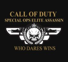 COD SPECIAL OPS ELITE ASSASSIN by viperbarratt