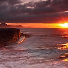 The Cobb  Lyme Regis    Sunrise by James  Key