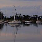Corio Bay Yacht Club #3 by Cathy  Walker