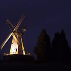 The Mill after Dark by JEZ22